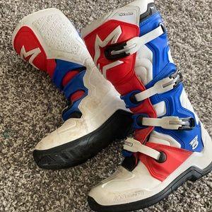 AlpineStars Dirt bike Boots